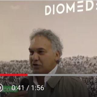 Luigi Lenoci, Cantina Diomede a Vinitaly 2019