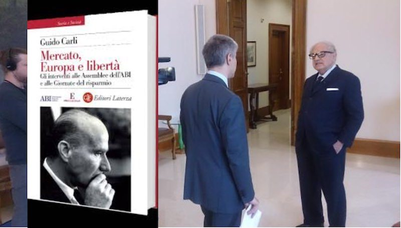 Achille Colombo Clerici, intervistato da Rai News: l'Europa così non va… Intervista di Rai News ad