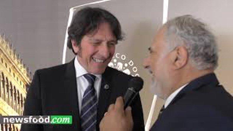 Stefano Zanette Presidente Prosecco DOC al Vinitaly 2019 – (Video intervista)