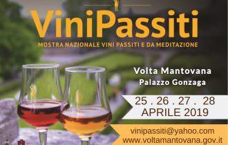 Volta Mantovana, torna la Mostra Nazionale dei Vini Passiti e da Meditazione