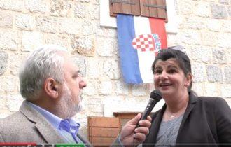 Dalmazia/Triglia, Andriana Ivkovic, direttrice Ufficio del turismo (Video)