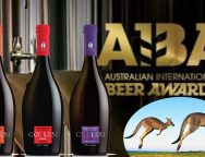 Tripletta per il birrificio artigianale Collesi  agli Australian International Beer Awards 2019