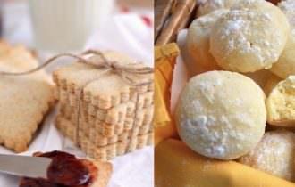 Biscotti secchi e frollini, differenze e curiosità