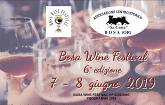 Bosa Wine Festival 2019, programma e informazioni utili