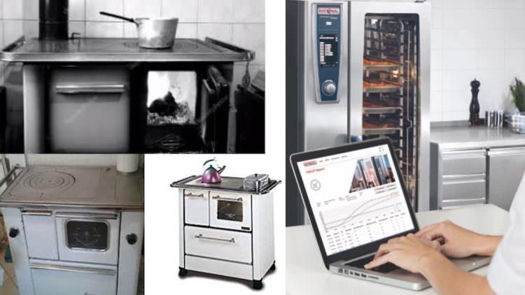 Cucinare in casa sempre meno in aumento il fuoricasa for Cucinare anni 60