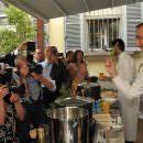 Inaugurazione Milano Food City 2019 con mons. Mario Delpini e Giuseppe Sala