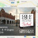 GOLA GOLA FOOD and PEOPLE FESTIVAL PIACENZA…  7-9 giugno 2019