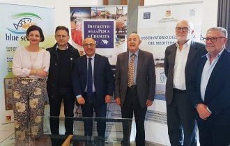 Distretto della Pesca e Crescita Blu, il neo sindaco di Mazara del Vallo in visita