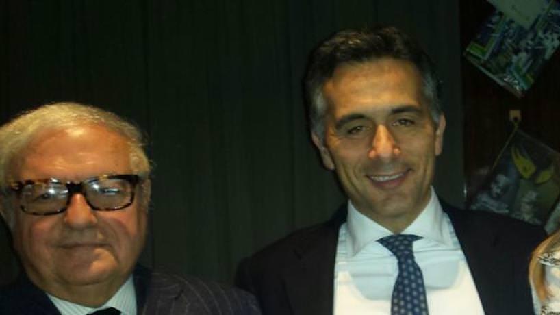MASSIMILIANO SALINI (Forza Italia) INCONTRA COLOMBO CLERICI