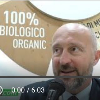 Massimo Monti, AD Alce Nero, a Tuttofood 2019: Focus sul Bio (Video)
