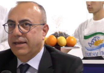 Distretto pesca e crescita blu a Tuttofood 2019 – Presidente Nino Carlino (Video)