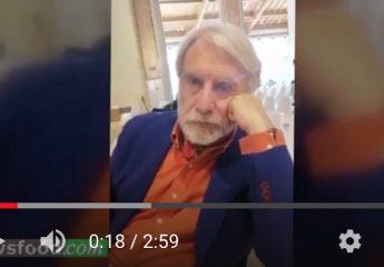 Che ci fa Paolo Crepet a Cibo a Regola d'Arte? Intervista video