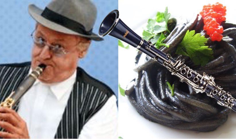 Filù filù filù filà: Spaghetti al clarinetto, ricetta in esclusiva di Renzo Arbore per Newsfood.com