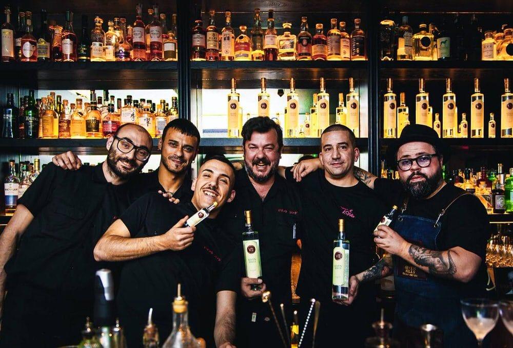 VII Hills Italian Dry Gin e le nuove tendenze del Food&Drink italiano