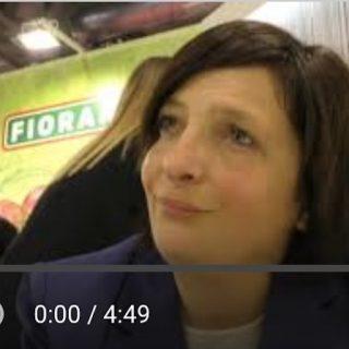 Valeria Fiorani: novità  Fiorani&C a TuttoFood 2019 (Video)