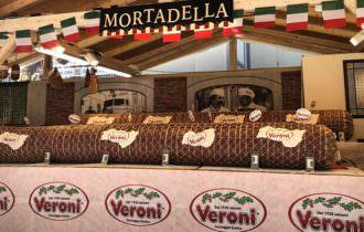 10-12 maggio Adunata Alpini a Milano, si festeggia con la mortadella Veroni