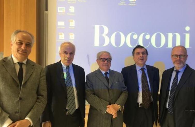 Smart City – Direttive Energetiche Europee – Universita' Bocconi Milano Iefe e Green