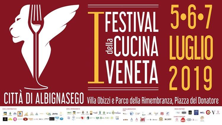 5-6-7 luglio 1° Festival della Cucina Veneta ad Albignasego