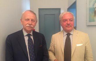 Claudio Biscaretti di Ruffia nuovo presidente della Federazione Nazionale della Proprieta' Fondiaria