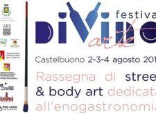 1-2-3 agosto appuntamento a Castelbuono con Divino Festival e Divino Arte