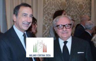 OLIMPIADI INVERNALI 2026 a MILANO CORTINA – IL PLAUSO di COLOMBO CLERICI pres. ASSOEDILIZIA
