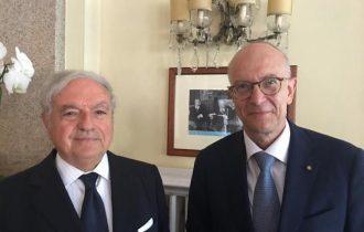 Celebrata la Festa della Repubblica Italiana a Lugano
