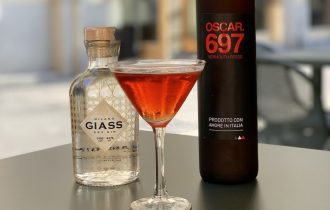 GOD SAVE the Food: GIASS gin e Vermouth697 per il centenario Negroni
