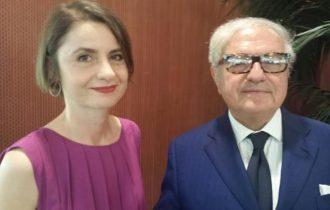 Sabrina Dallafior nuovo console di Svizzera a Milano