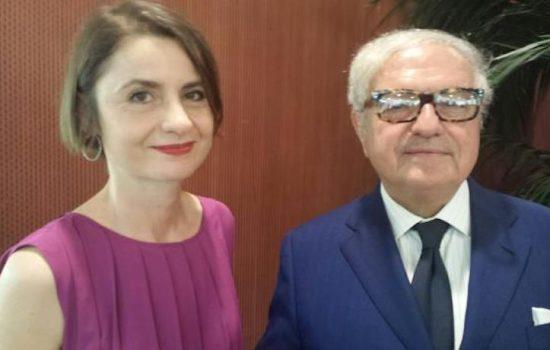 Sabina Dallafior nuovo console di Svizzera a Milano