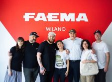 "Faema a New York ha aperto il primo ""Faema pop up store"""