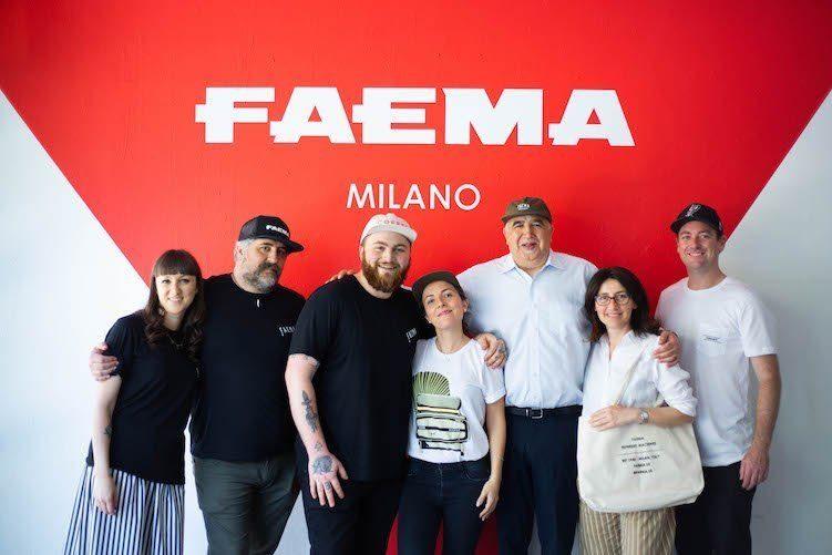 """Faema a New York ha aperto il primo """"Faema pop up store"""""""