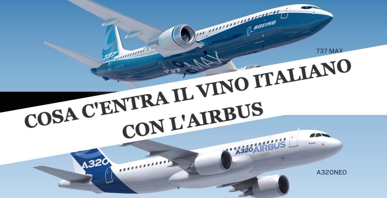 Unesco = Colline del Prosecco… ma COSA C'ENTRA IL VINO ITALIANO CON L'AIRBUS ?