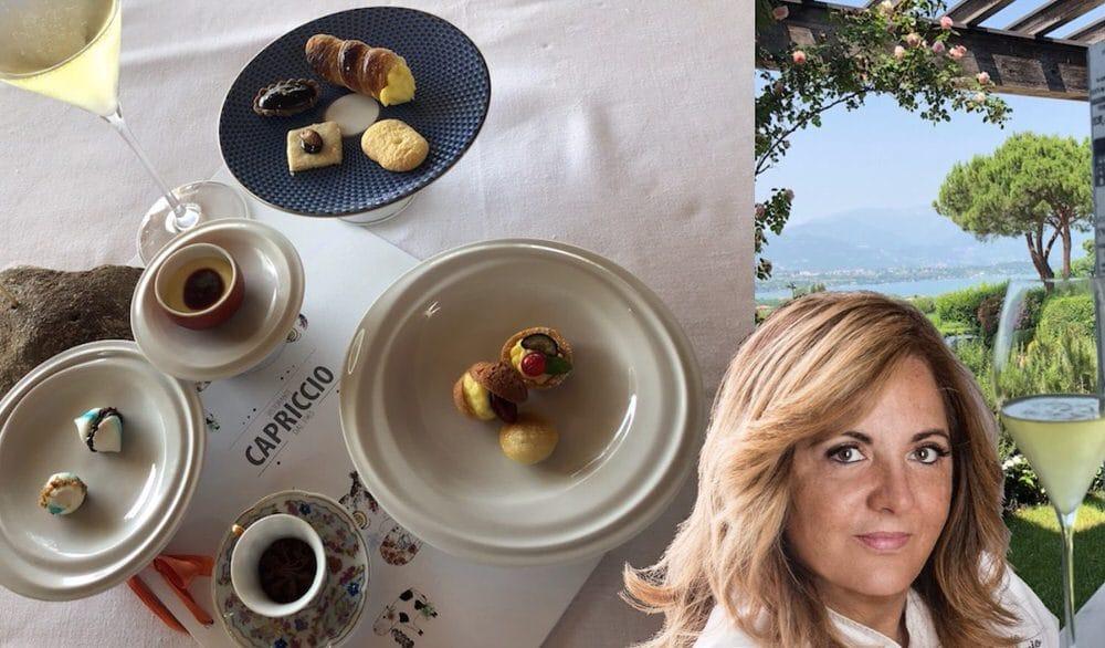 Ristorante Capriccio… a Manerba del Garda, una stella Michelin che ne vale due