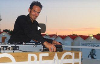 Mojito Beach Riccione intervista a Claudio Tamburini (Video)
