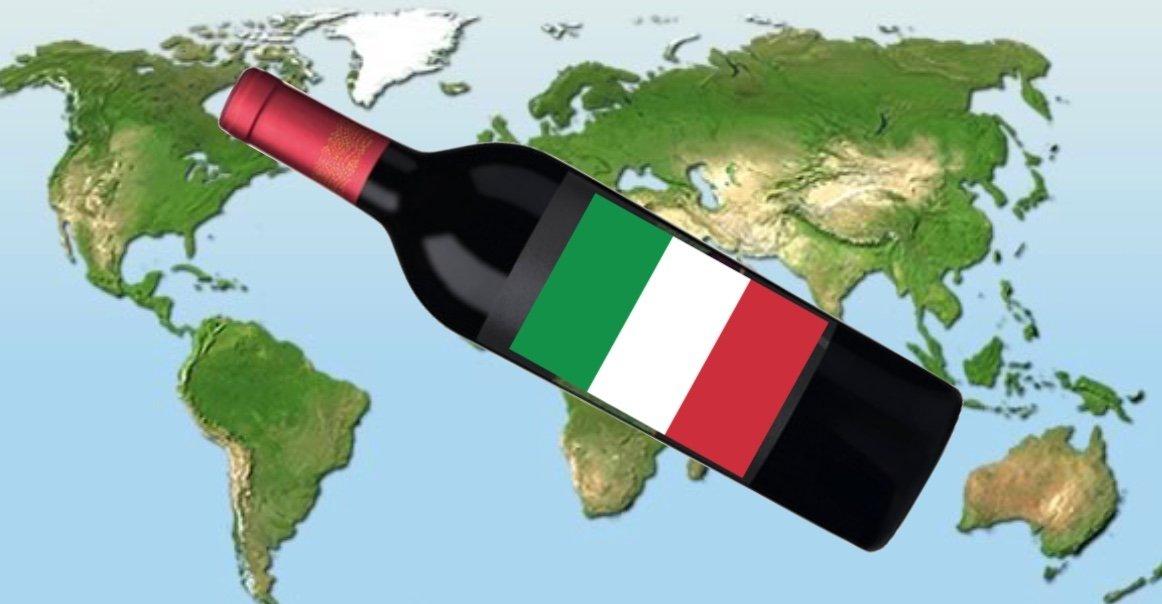 EXPORT VINO ITALIANO ATTENZIONE… indagine di mercato by OVSE-CEVES