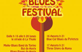 Le note della musica blues animano i vicoli del borgo di La Thuile (AO) – 16/17 agosto