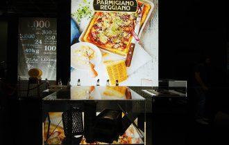 Il Parmigiano Reggiano di Montagna alla 53ma Fiera di Casina