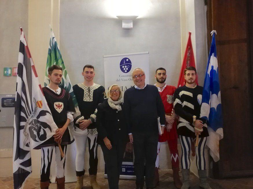LA VAL D'ORCIA E IL SUO 1° SPUMANTE – ORCIA WINE FESTIVAL 2019