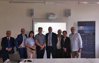 Delegazione cinese a Lodi e Piacenza alla ricerca del miglior agroalimentare Made in Italy