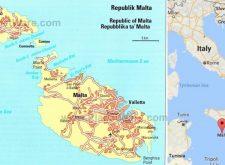 MALTA DESTINAZIONE TURISTICA IN ASCESA