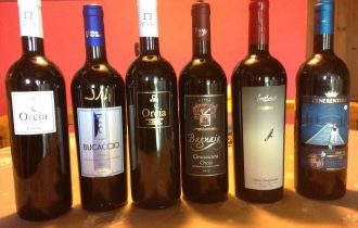 Assaggi di Vini della Val d'Orcia – Vini e piatti locali