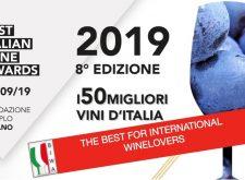 BIWA – Best Italian Wine Awards – Milano 16 settembre 2019 – 8a Edizione