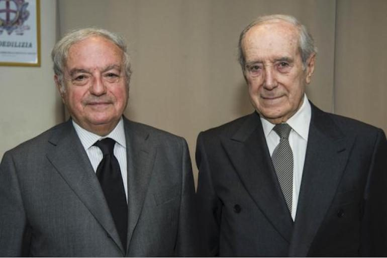 SCOMPARSA DEL RAGIONERE ITALO PALLARONI  Ex Segretario generale della Associazione – Il cordoglio di Assoedilizia