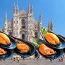 Mitilla, la cozza brevettata sfila a Milano… ed è subito Moda di gusto, sapore e salubrità!