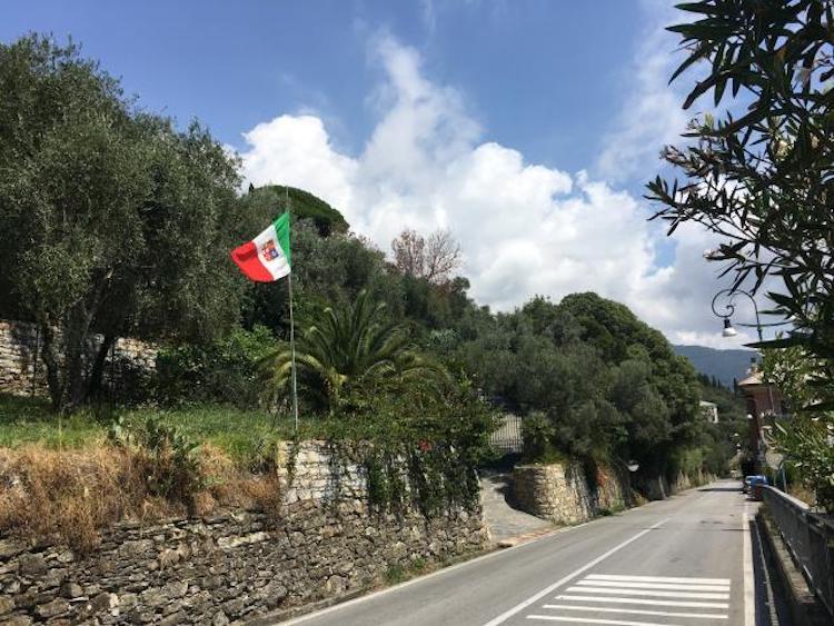 Parco dei merelli – San Michele di Pagana, Rapallo – Il Giardino dell'Oblio