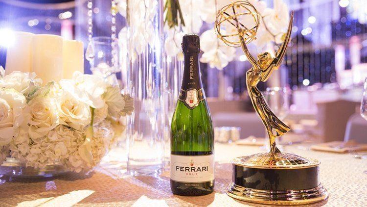 Ferrari è la bollicina ufficiale della 71ma edizione degli Emmy Awards