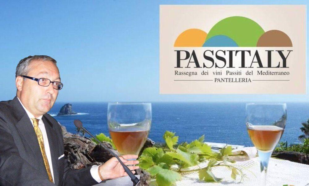 Pantelleria: Passitaly 2019 all'insegna della sostenibilità e della identità … con Giampietro Comolli