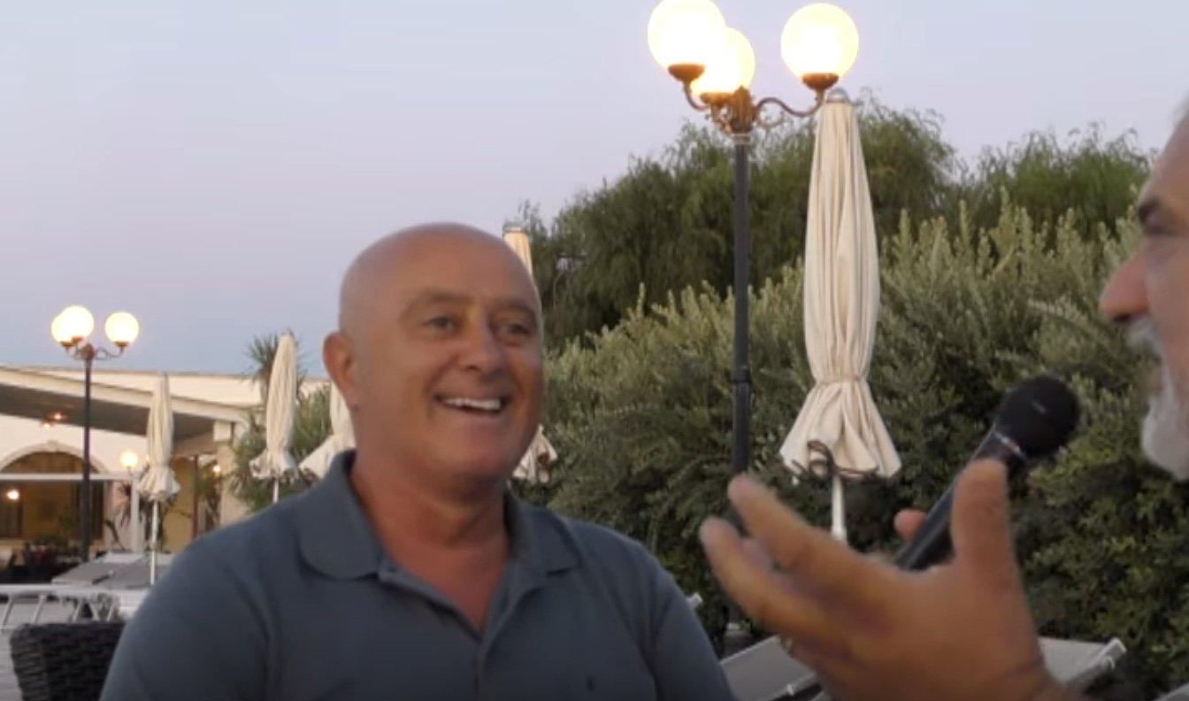 Giuseppe D'Alba, Hotel Resort Mulino a Vento, Uggiano la Chiesa in Salento, (Video)