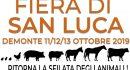 Demonte, Fiera di San Luca – Grande festa il 13 ottobre 2019