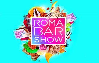 Roma Bar Show al Palazzo dei Congressi all'Eur, 23 e 24 settembre 2019